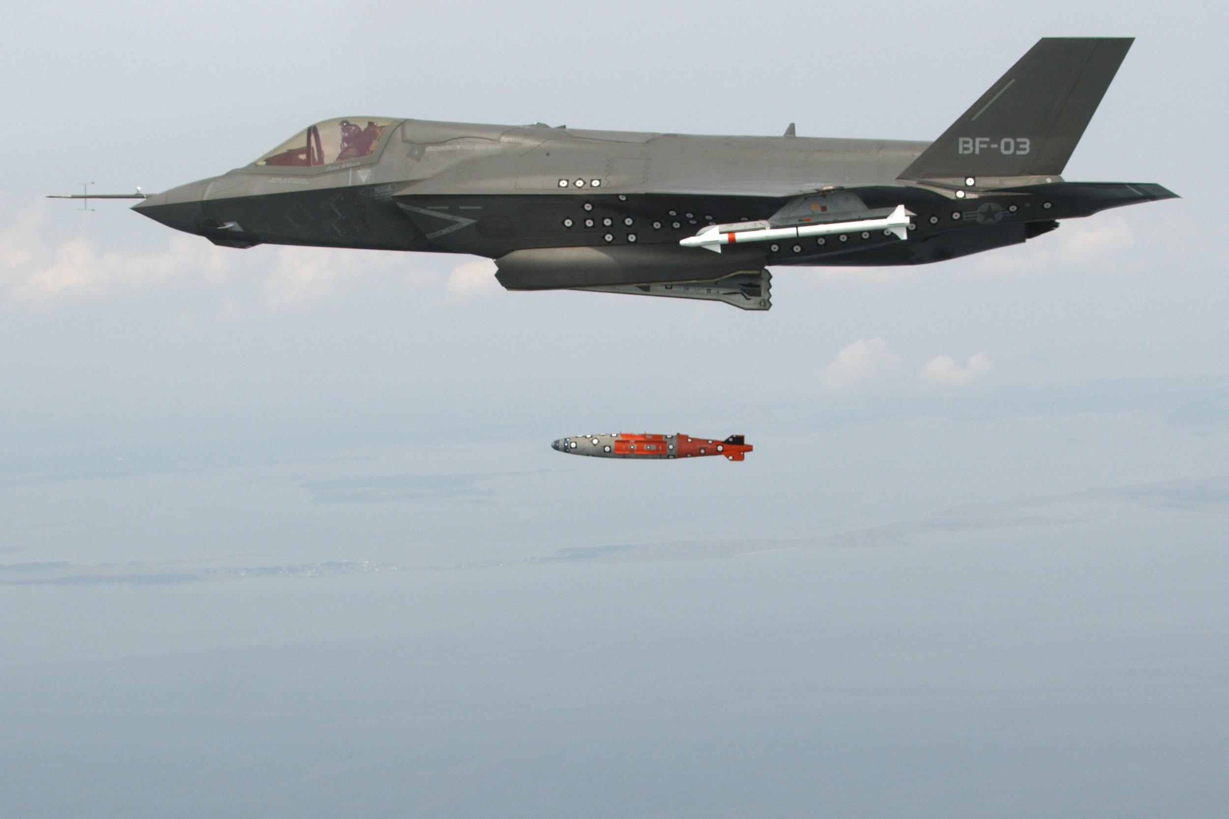 Lockheed Martin Corp F-35 Joint Strike Fighter