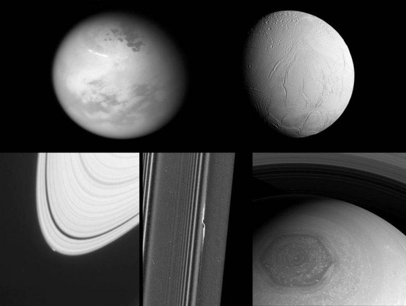 Cassini images