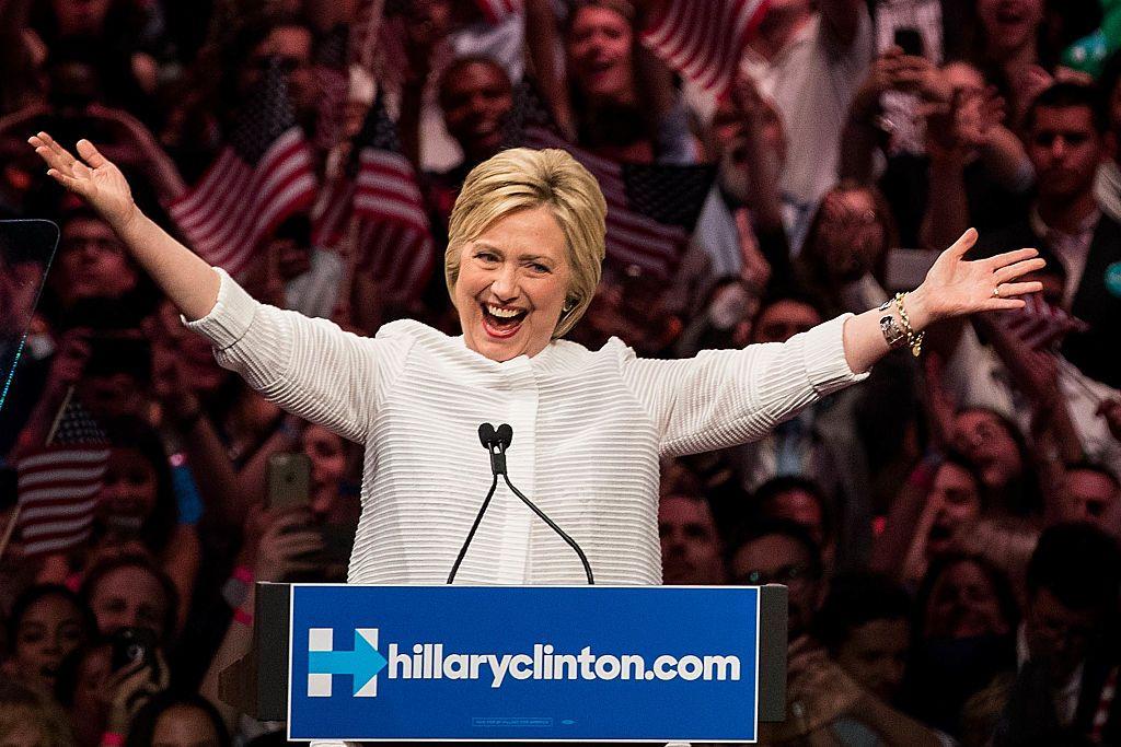 Hillary Book Tour Tickets