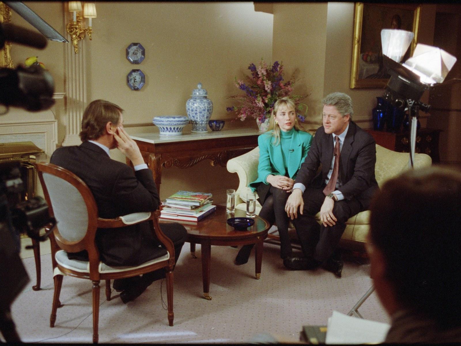 Before Trump Was President, Online Sex Videos, Bill Clinton