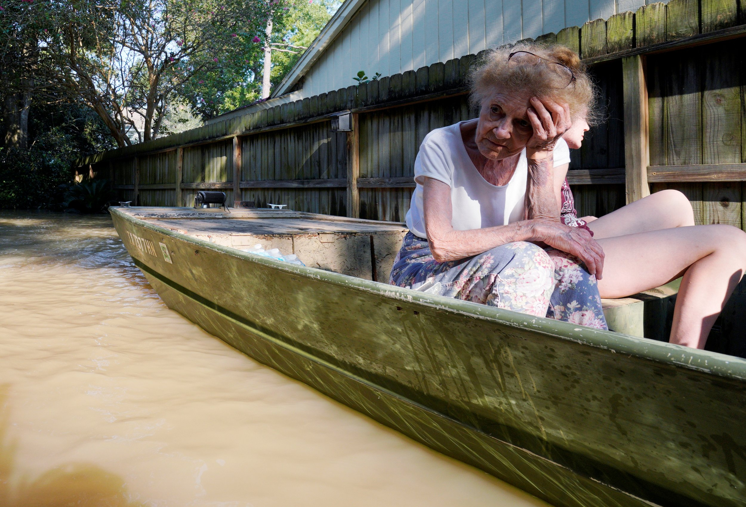 Hurricane Harvey Seniors