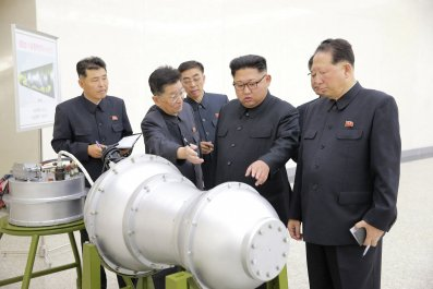 Kim Jong Un nuclear weapons