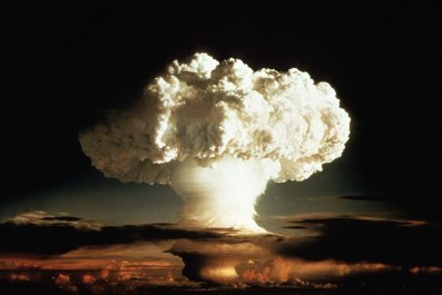 First H-bomb test