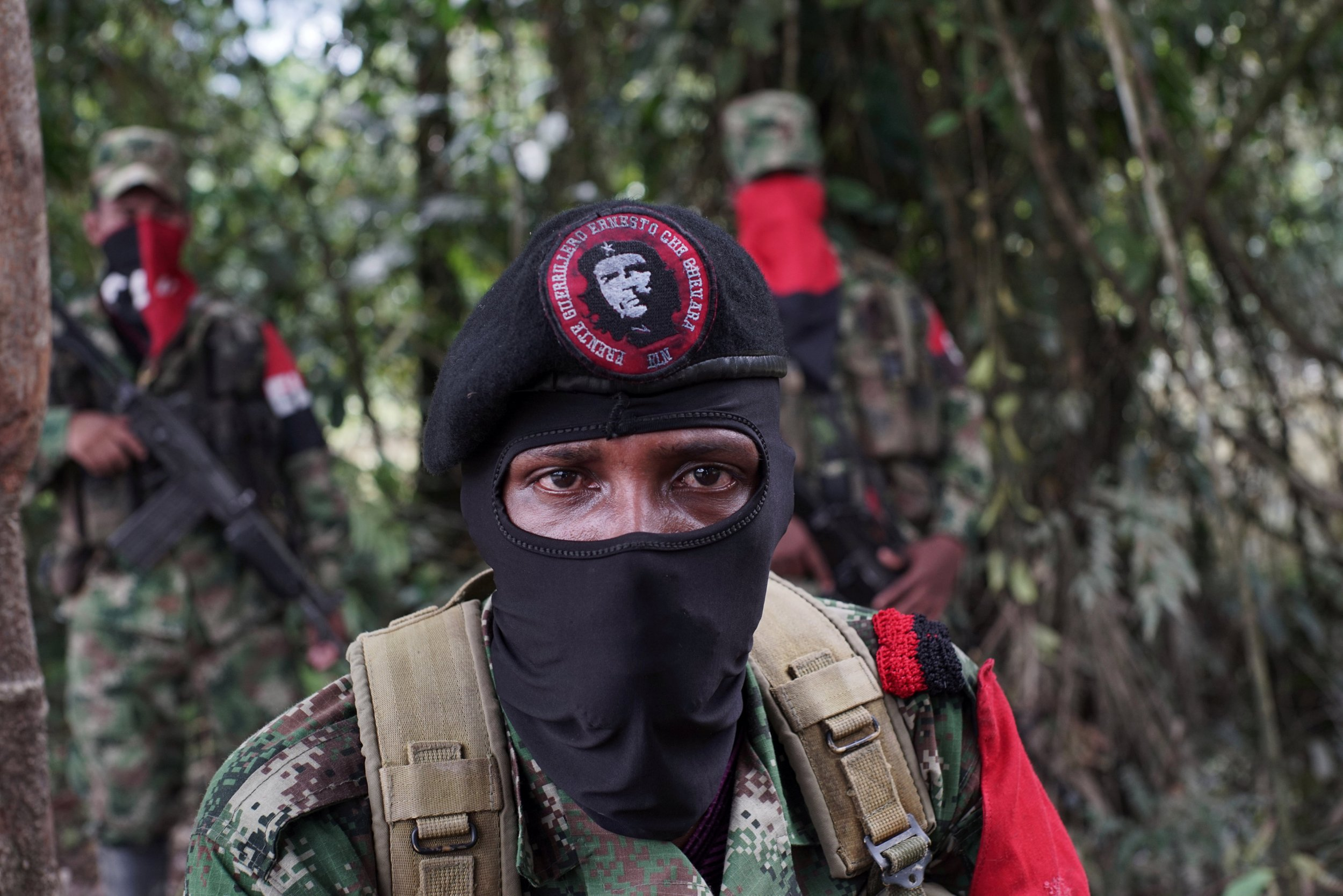 National Liberation Army in Colombia