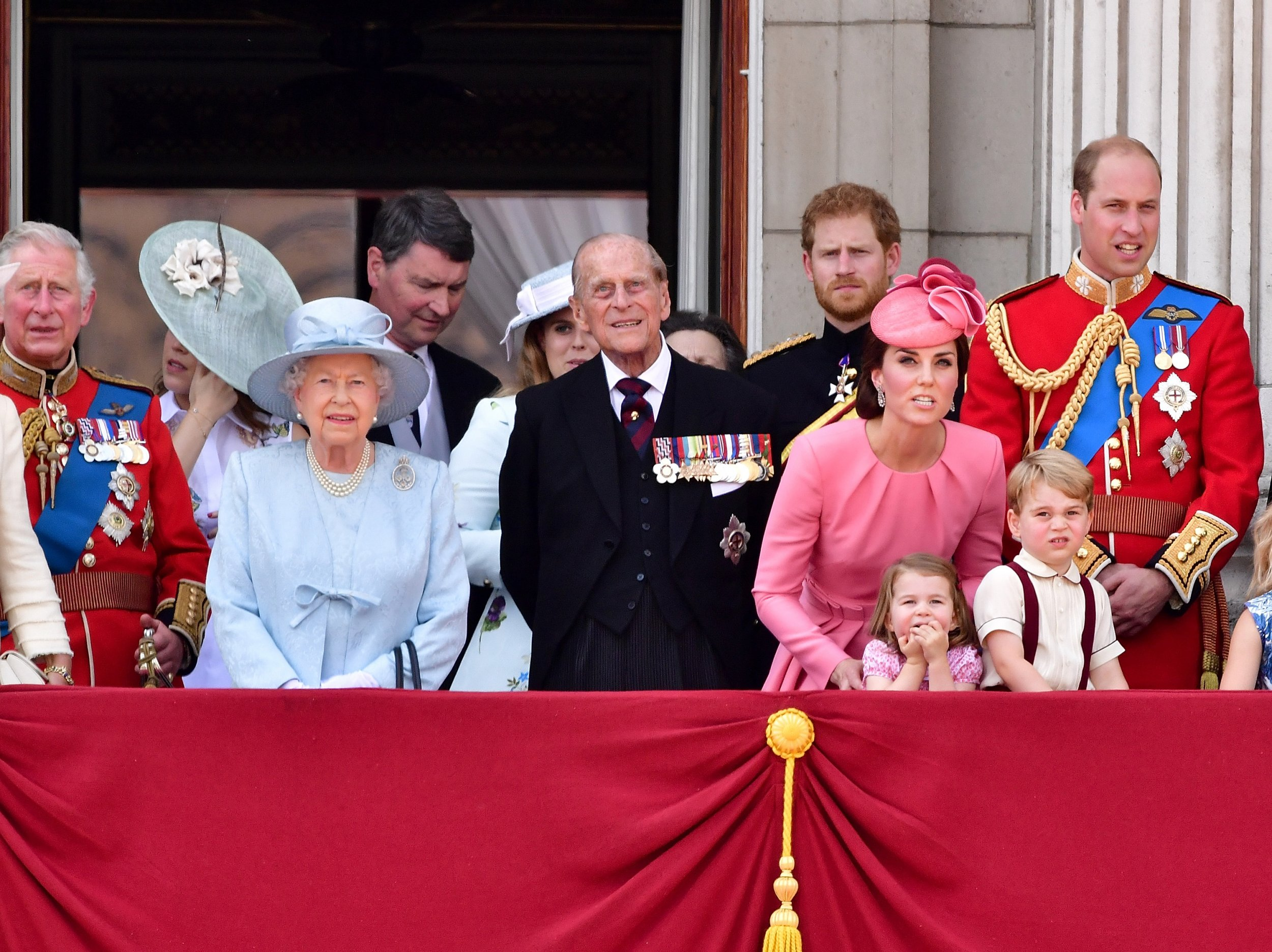 Royale Familie