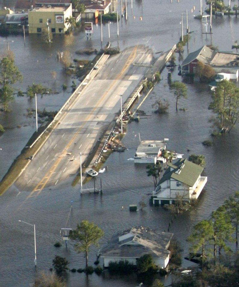 Hurricane Ivan Alabama
