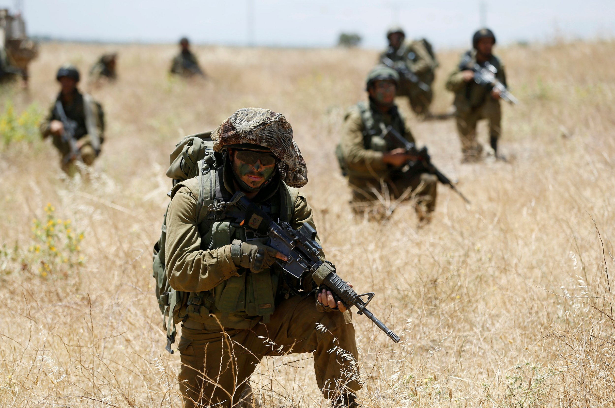 Israel Prepares for Another War With Hezbollah as IDF Practices Lebanon Invasion