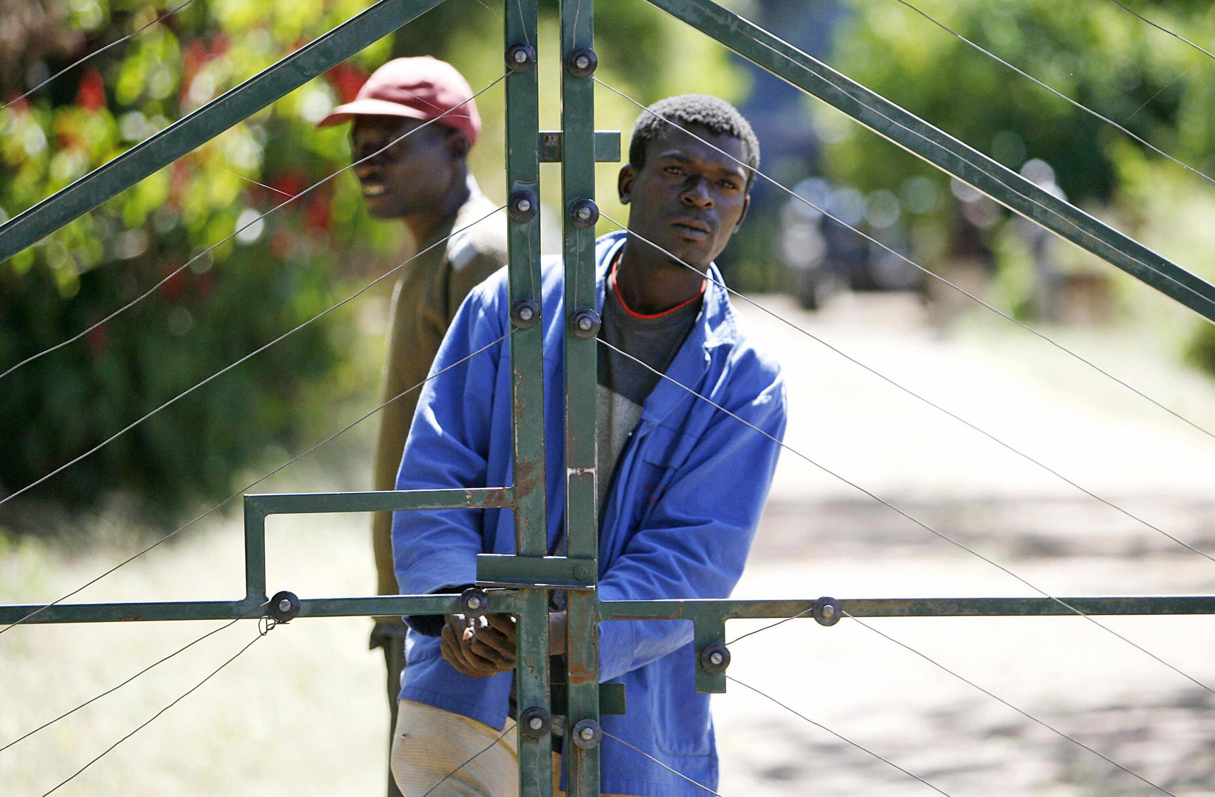 Land reform Zimbabwe