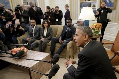 Barack Obama DACA