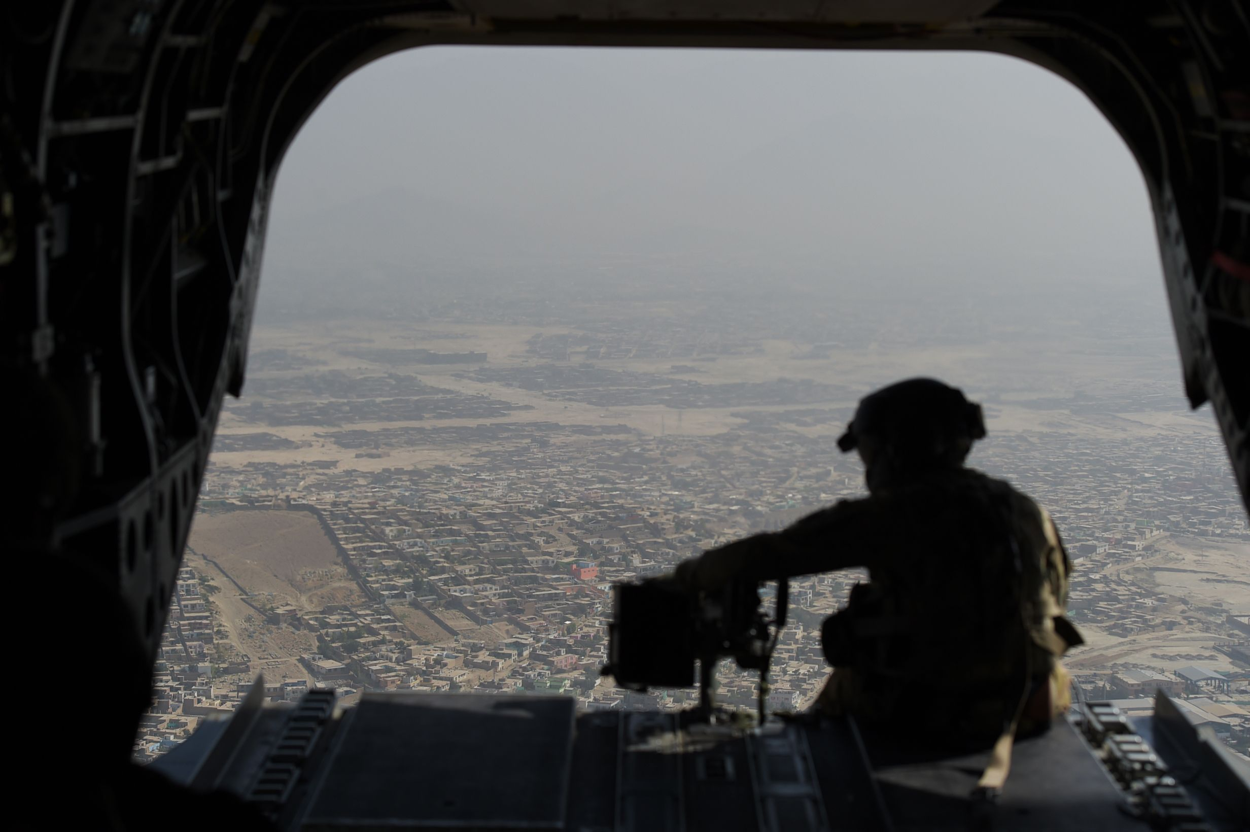 US in Afghanistan