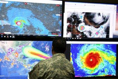 Domincan Republic Irma