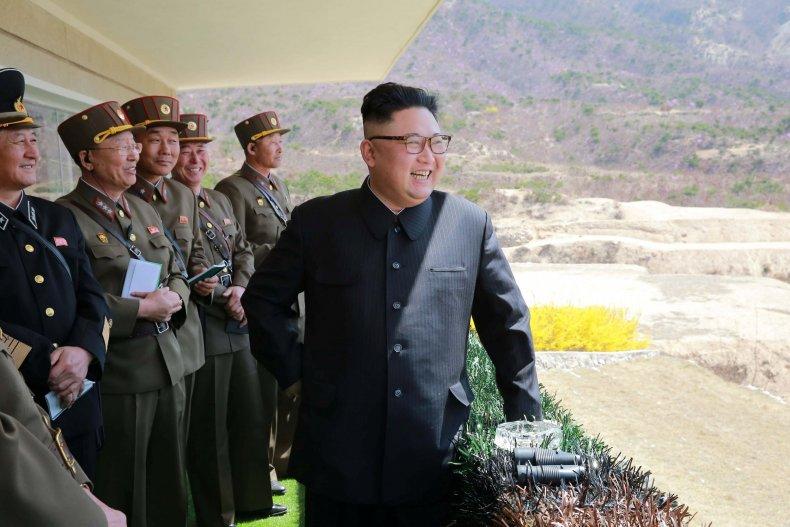 Kim Jong Un ashtray