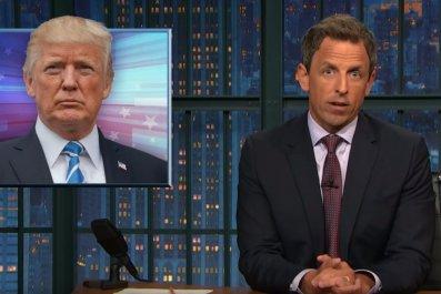Seth Meyers: Trump is a liar over DACA