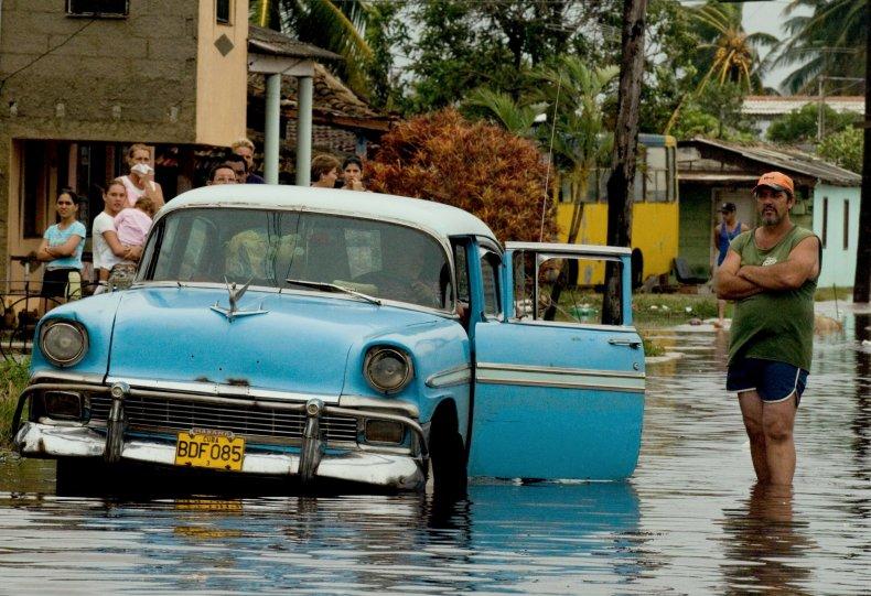 Cuba Hurricane Ike
