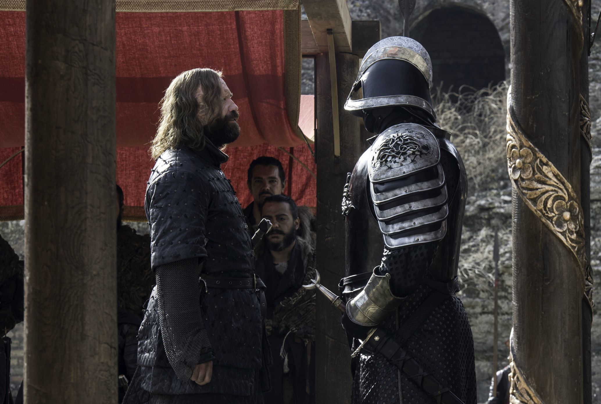 Cleganebowl? The Hound and Mountain face off