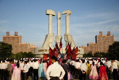 North Korea Foundation Day