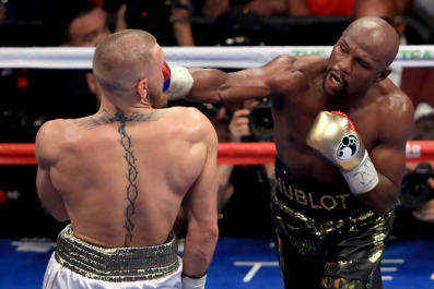 Floyd Mayweather will appear in first interview after Conor McGregor fight
