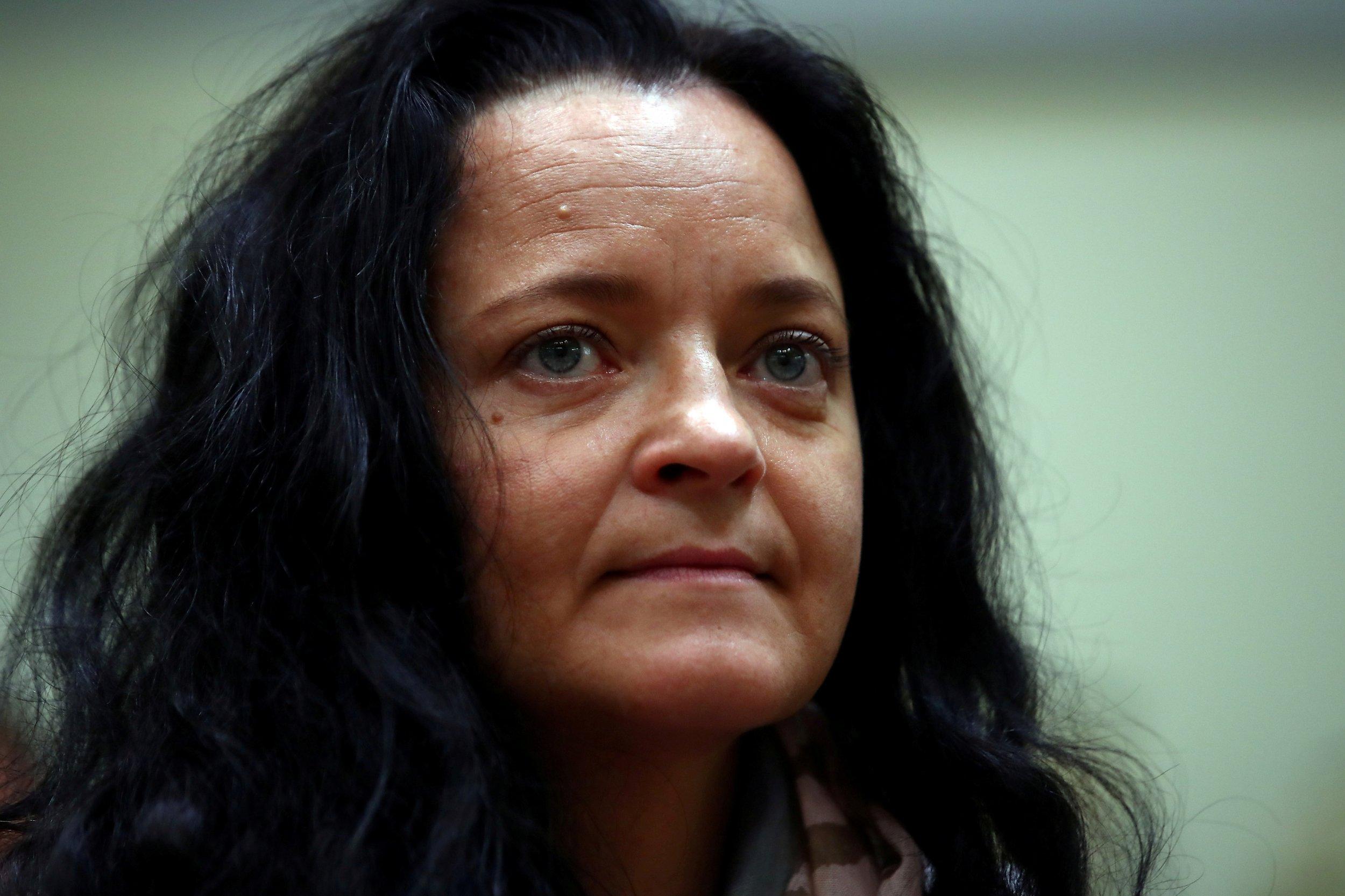 Neo-Nazi suspect, Germany