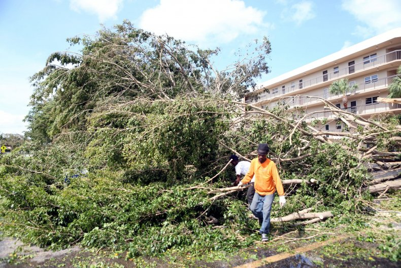 Florida Keys Irma impact