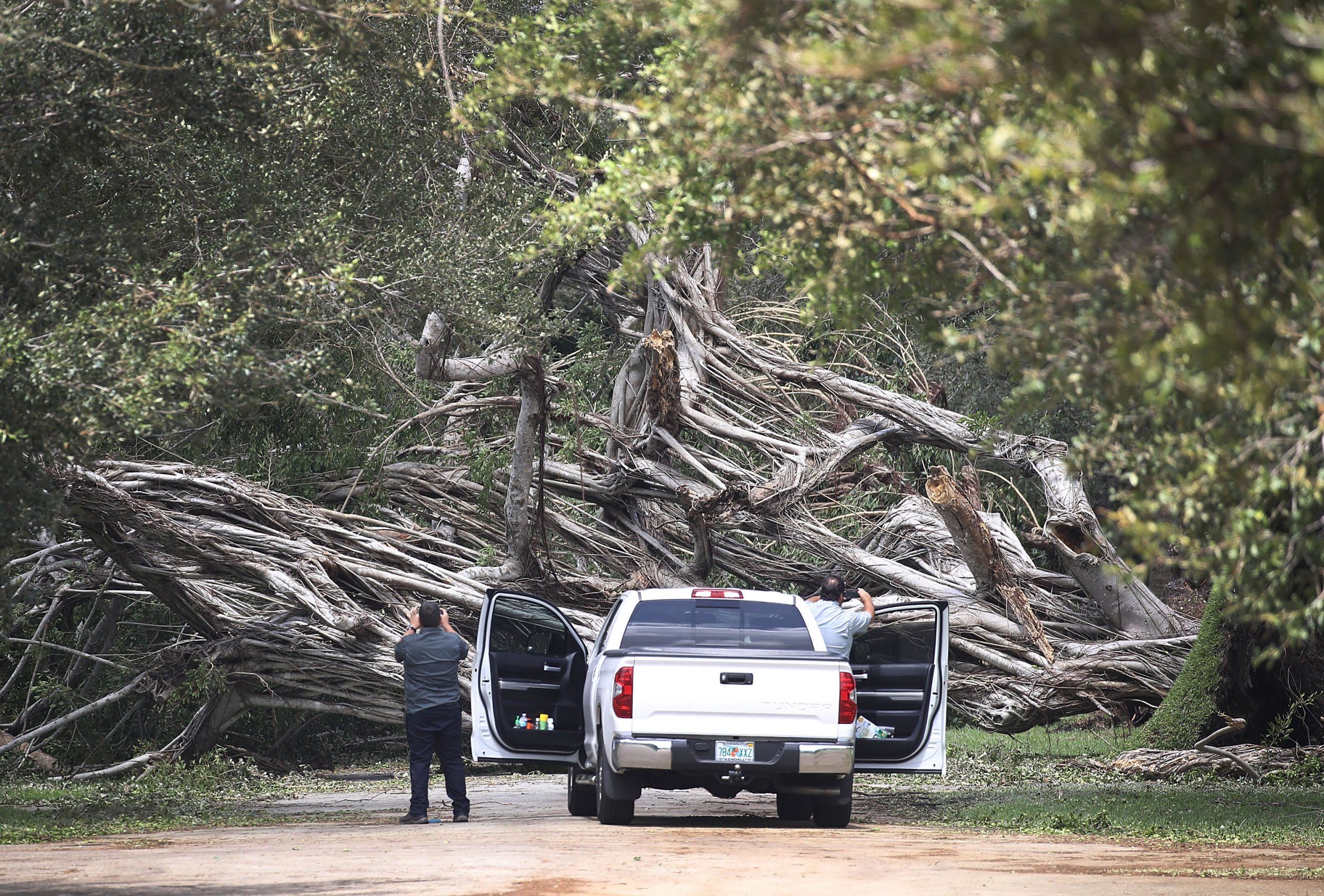 Hurricane Irma Was A Nothingburger Says Pastor Who Prayed