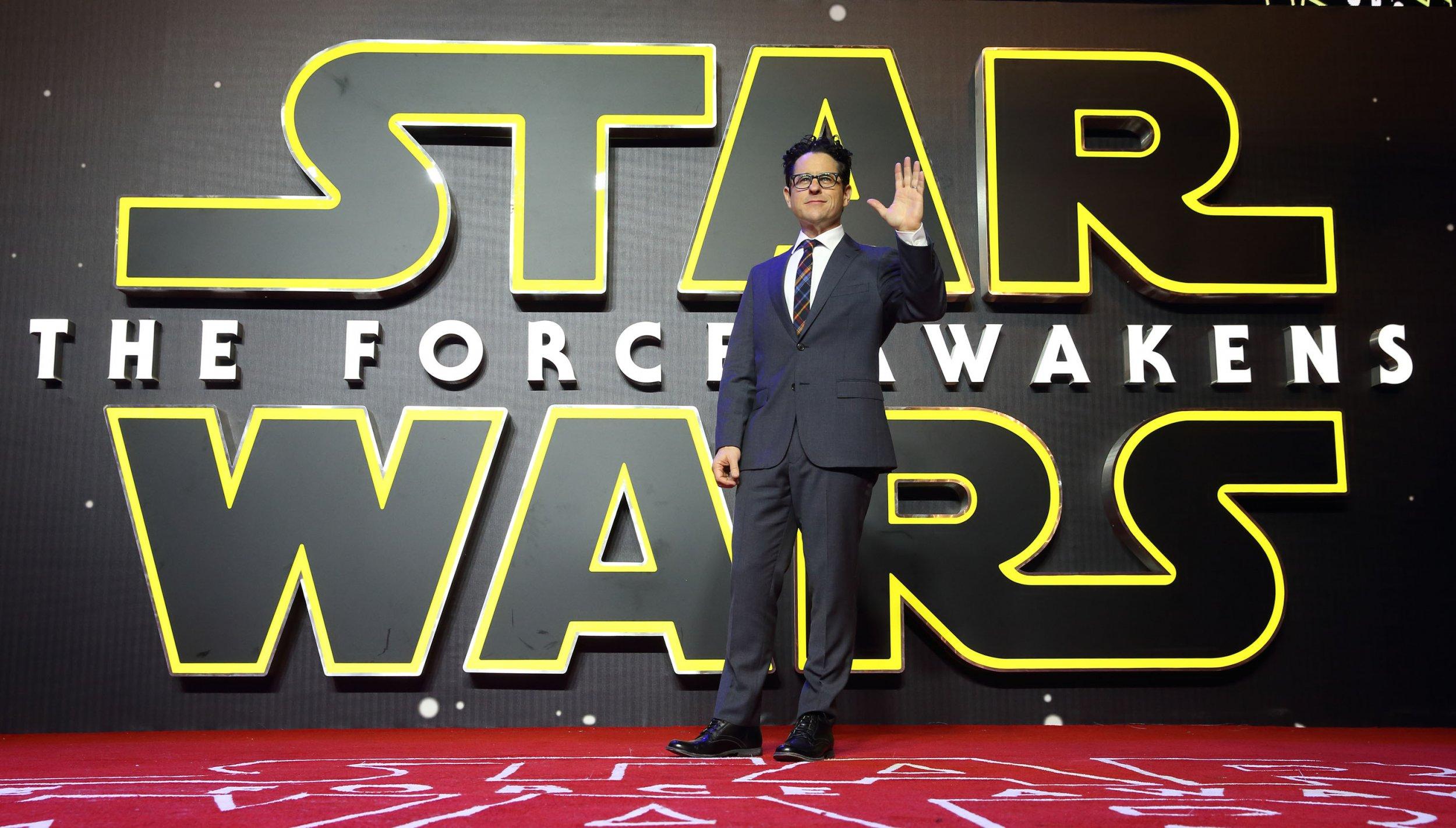 J.J. Abrams to direct Star Wars