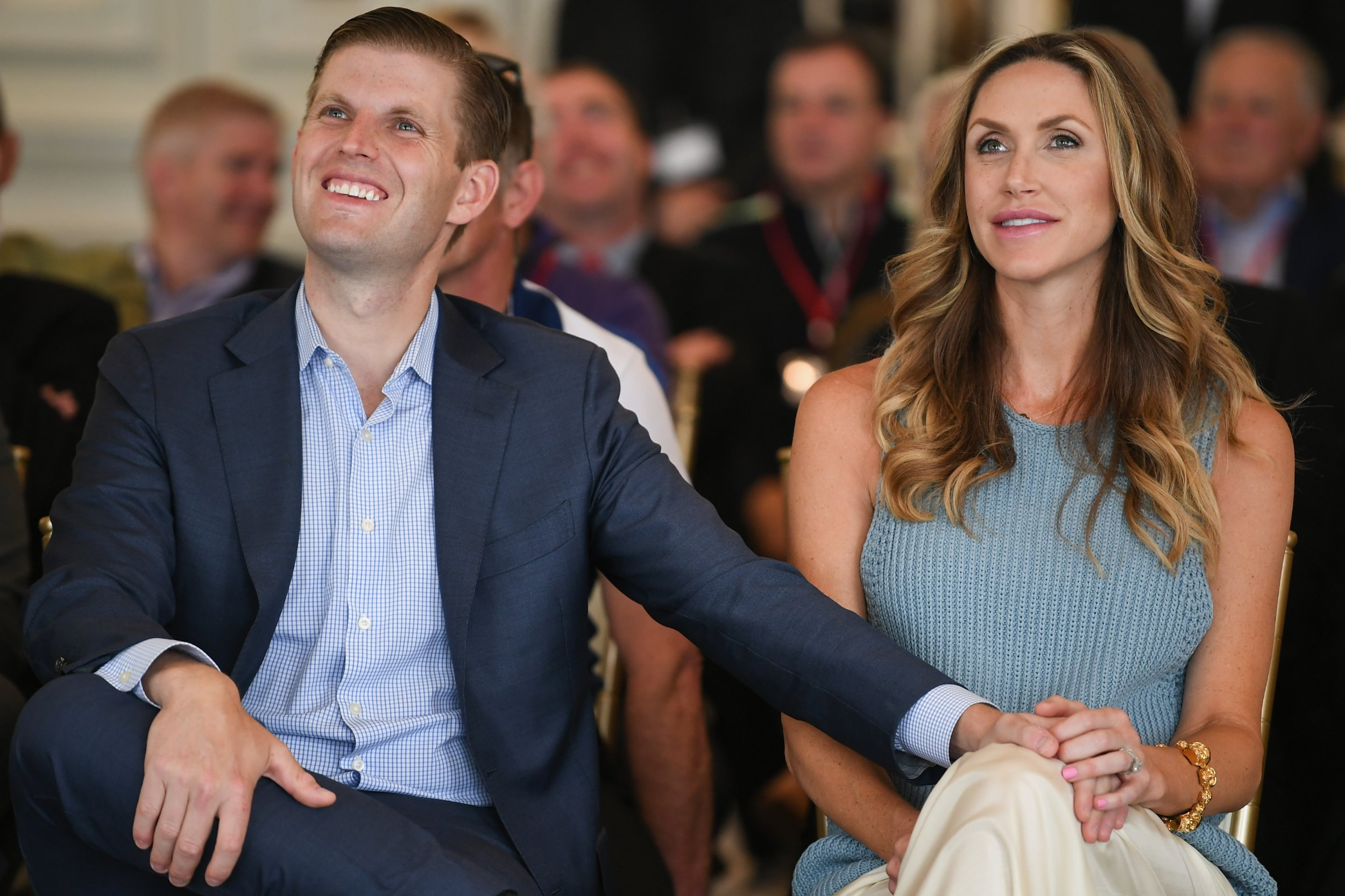 The Trump Family Welcomes Eric Luke Trump On Of Course