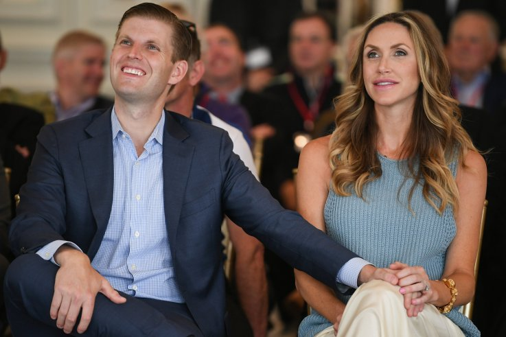 Lara Trump Says the Average American Had to Google 'Who Are the Kurds' Before Getting Outraged