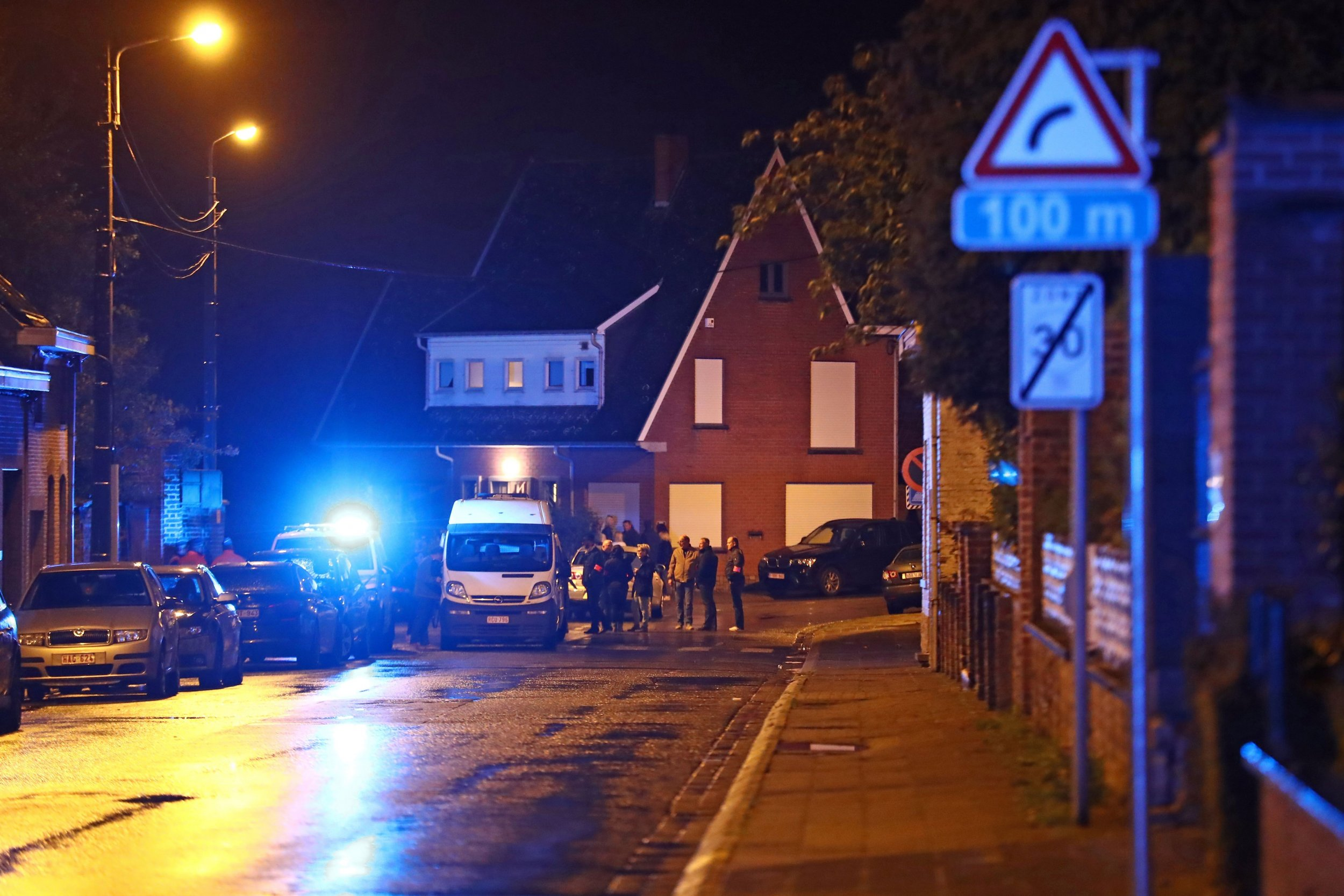Belgian murder
