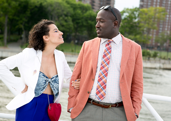Hannibal Buress dishes on 'Broad City' season 4