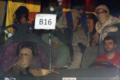Islamic State convoy