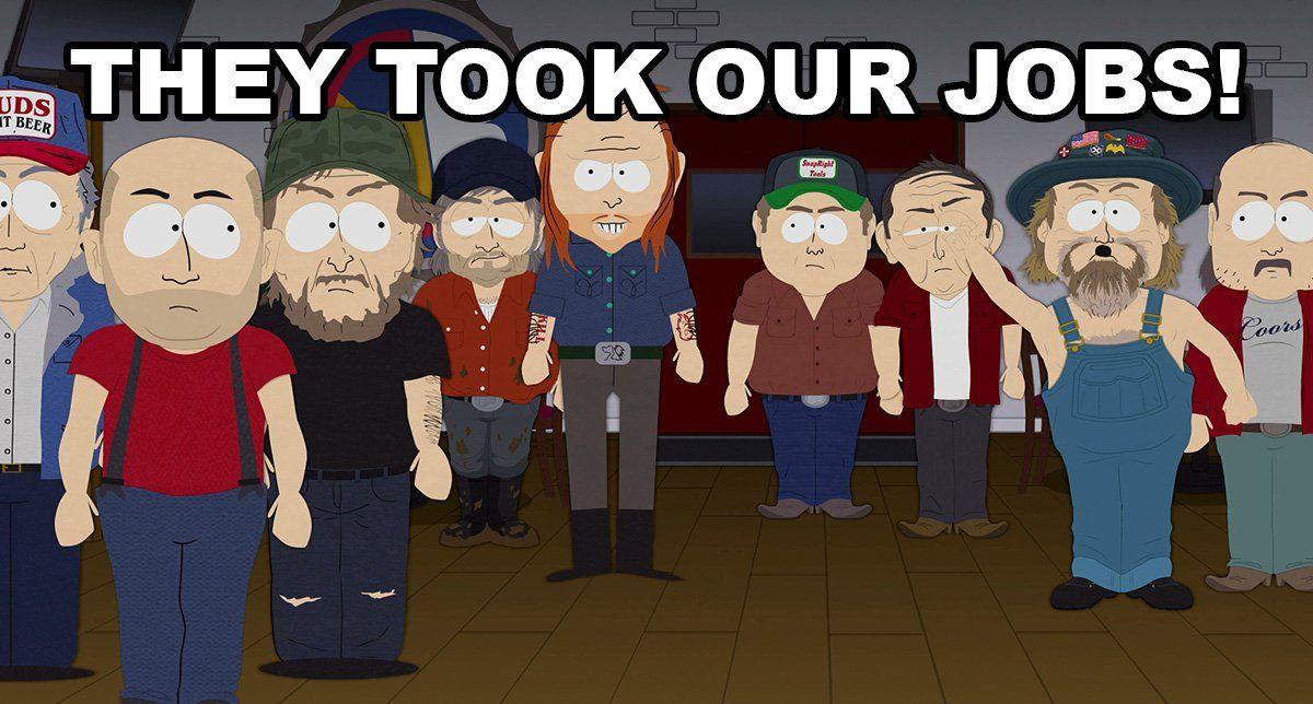 South Park Season 21 takes on white supremacists