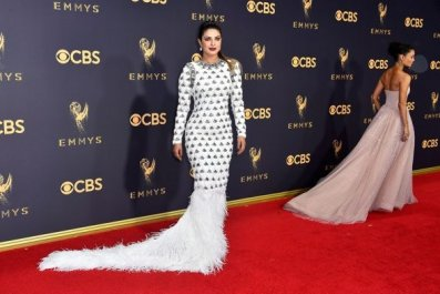Best and worst dressed at the 2017 Primetime Emmy Awards