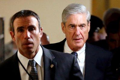 Robert Mueller, special counsel
