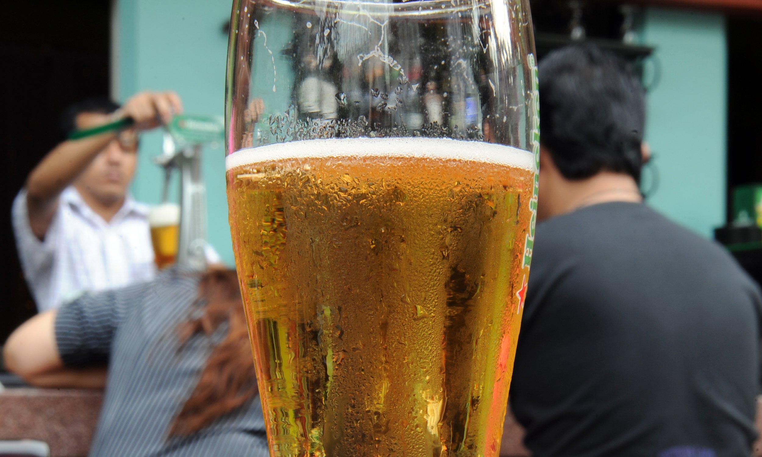 Malaysia beer