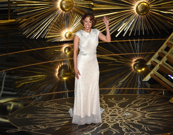 Stacey Dash calls the 2017 Emmy Awards the left's 'bully pulpit'