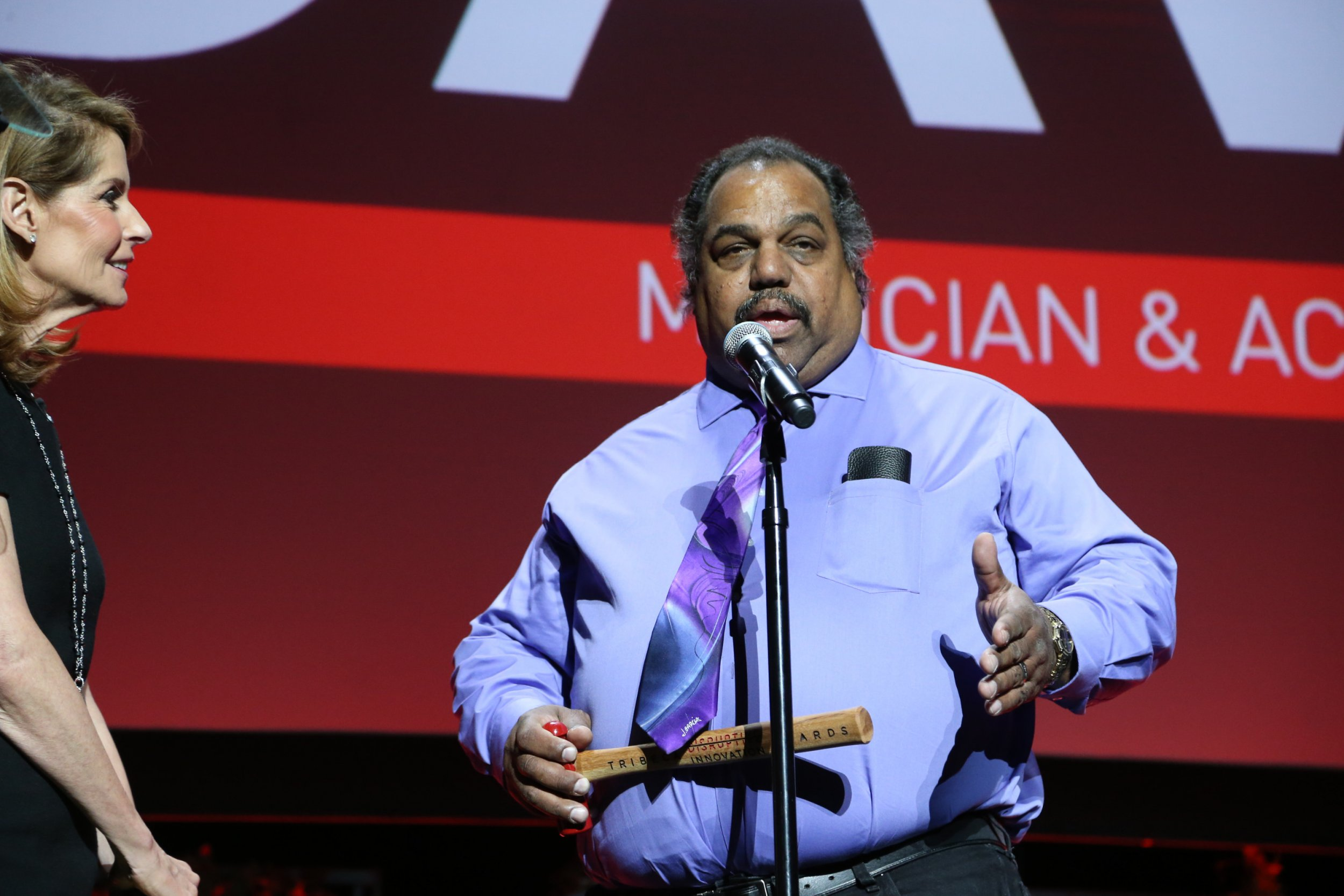 Daryl Davis on turning people away from racism