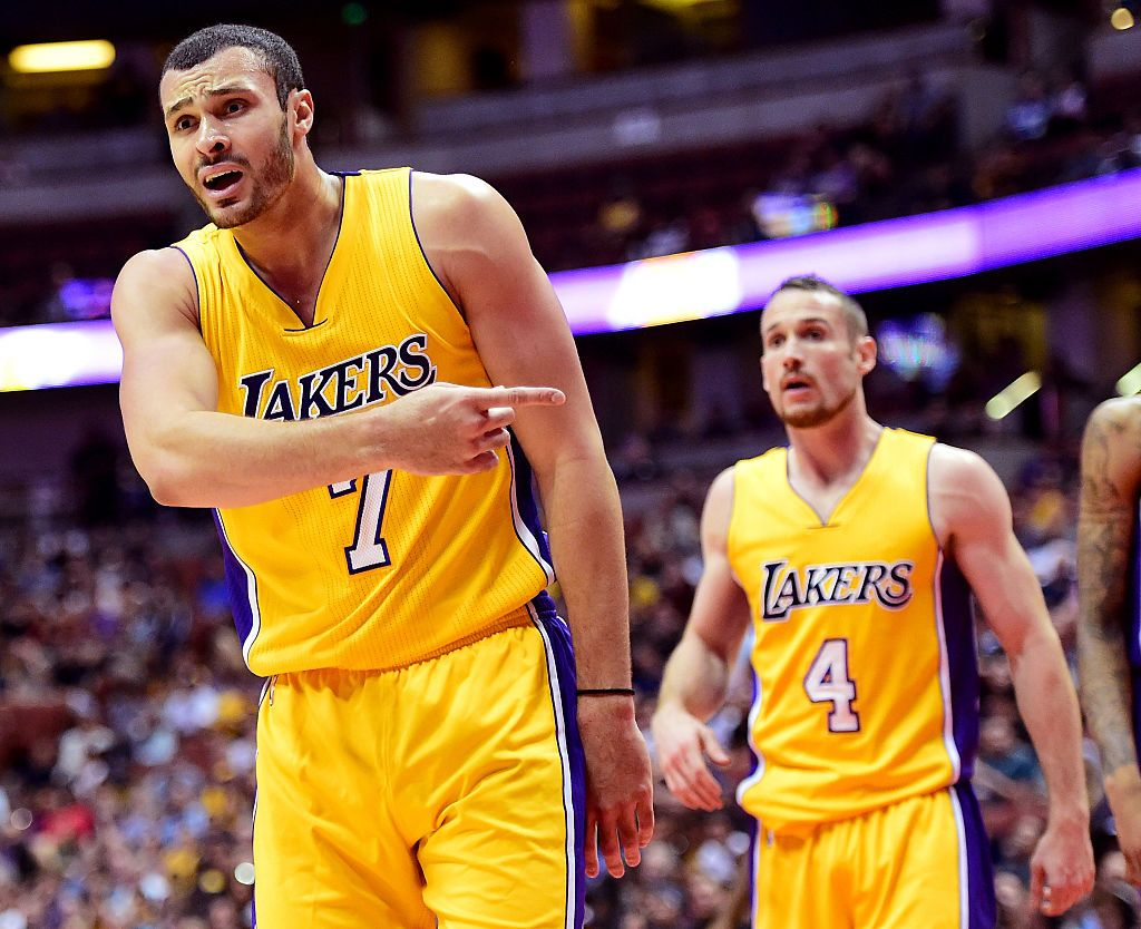 NBA Is Larry Nance Jr Really the Lakers Secret Weapon He s