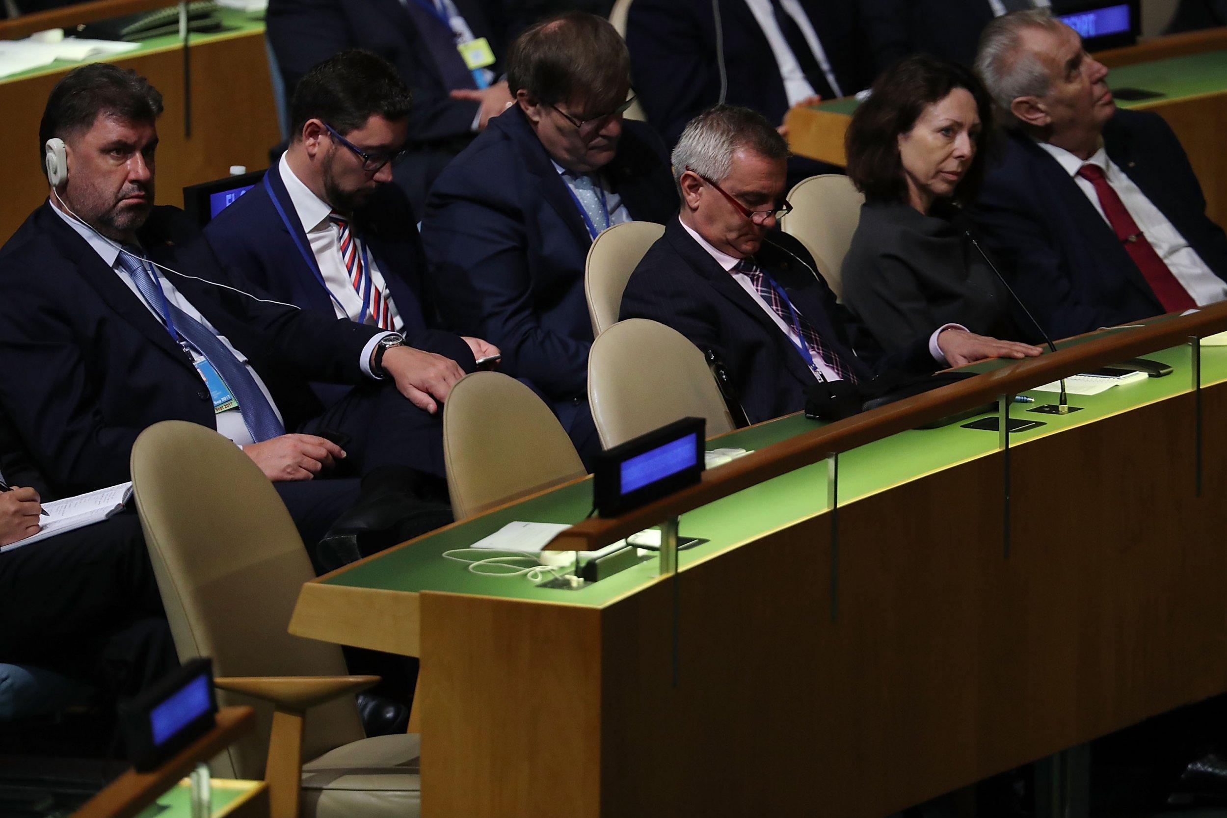 North Korea United Nations