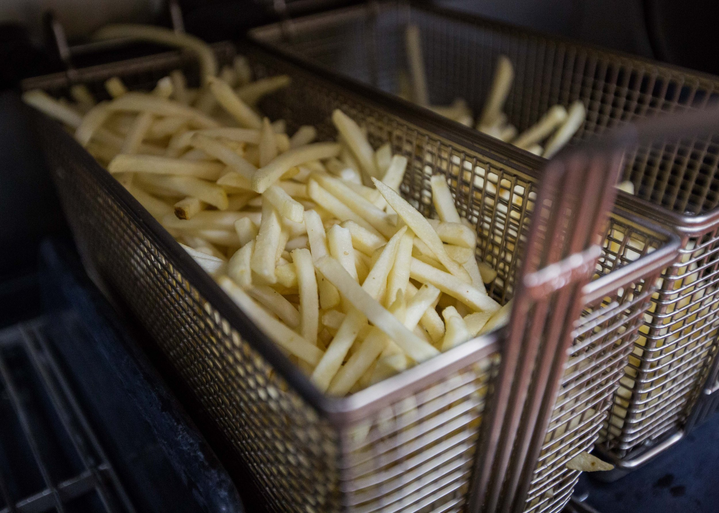 can you lose weight with french fries