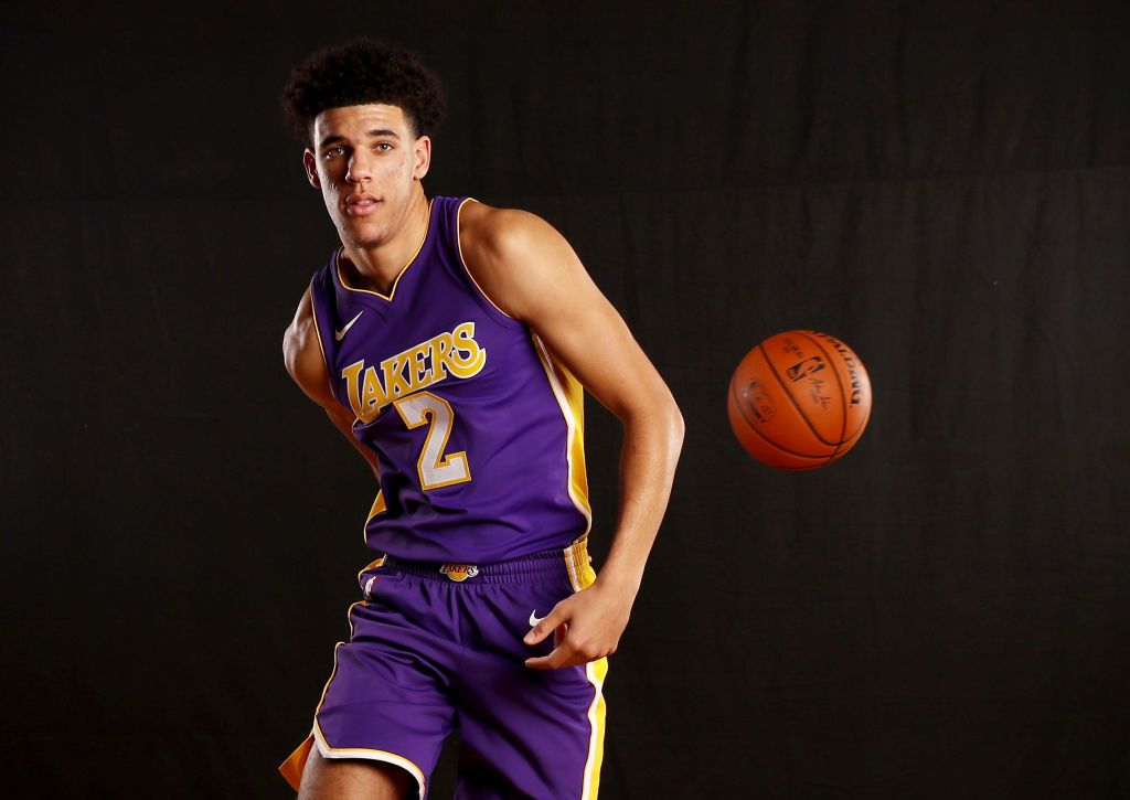 lonzo ball - photo #29