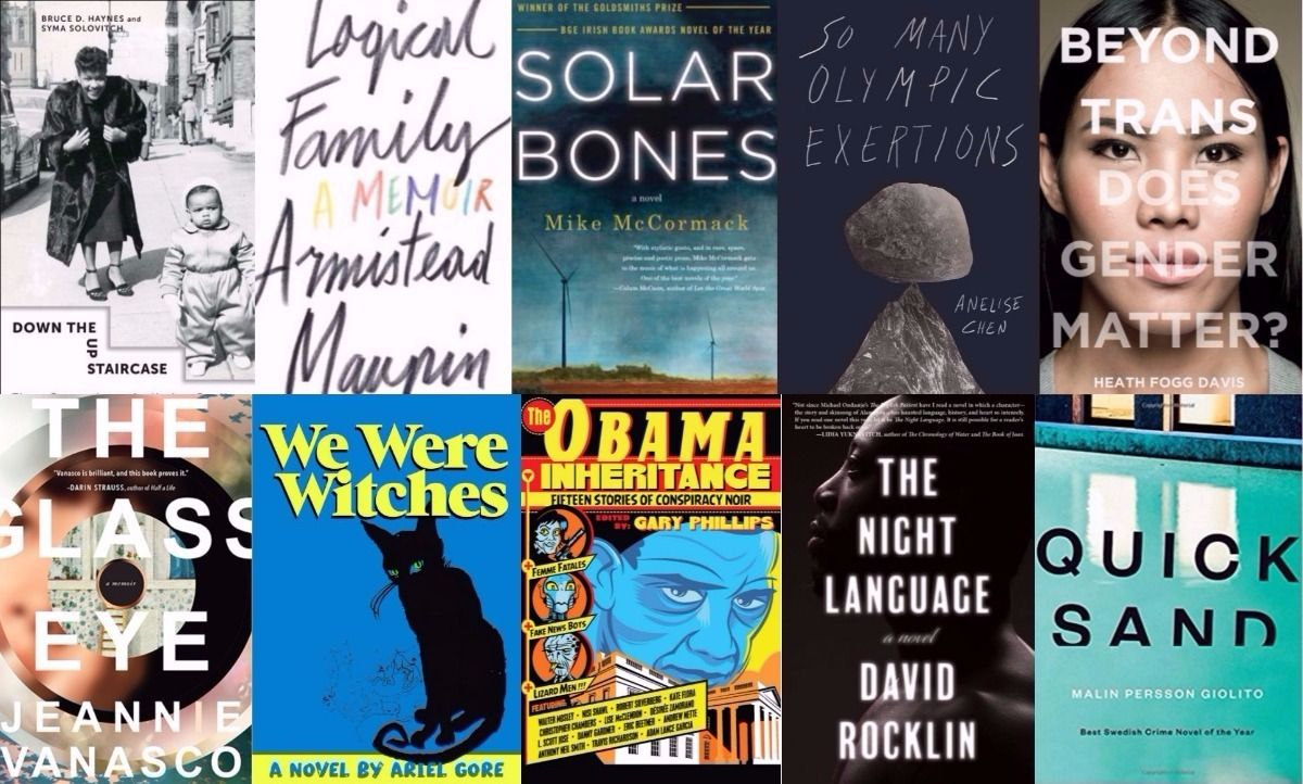 What To Read This Fall: 15 New Books Recommended by Publishers at the Brooklyn Book Festival