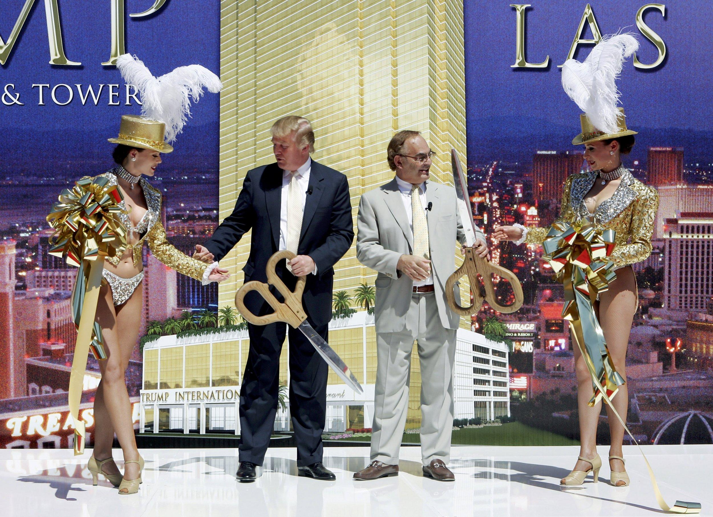 Democrat Vegas Hotel Casino Owner