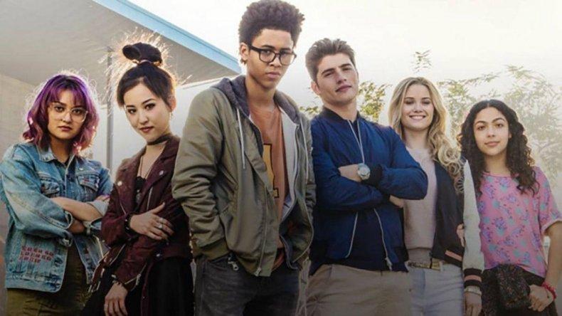 Runaways on Hulu