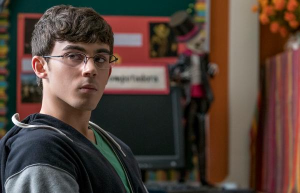 Tyler Alvarez on Netflix series 'American Vandal'