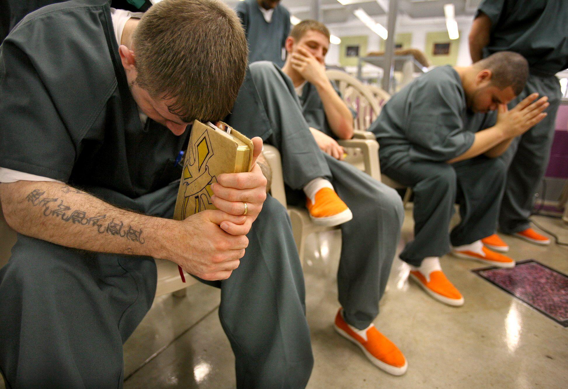 Inmate Sues Kansas Prison For Imposing Christian Propaganda