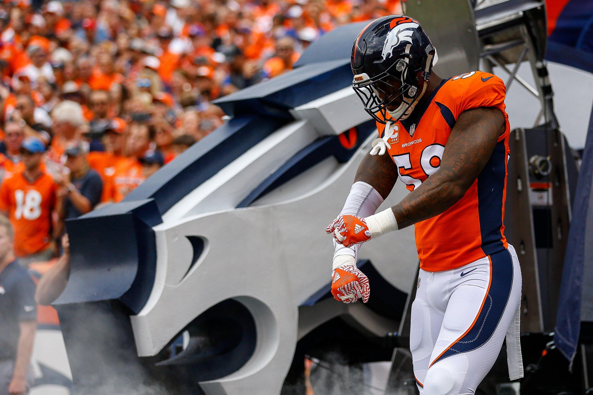 Denver Broncos Vs Chicago Bears Tv Channel Live Stream How Where