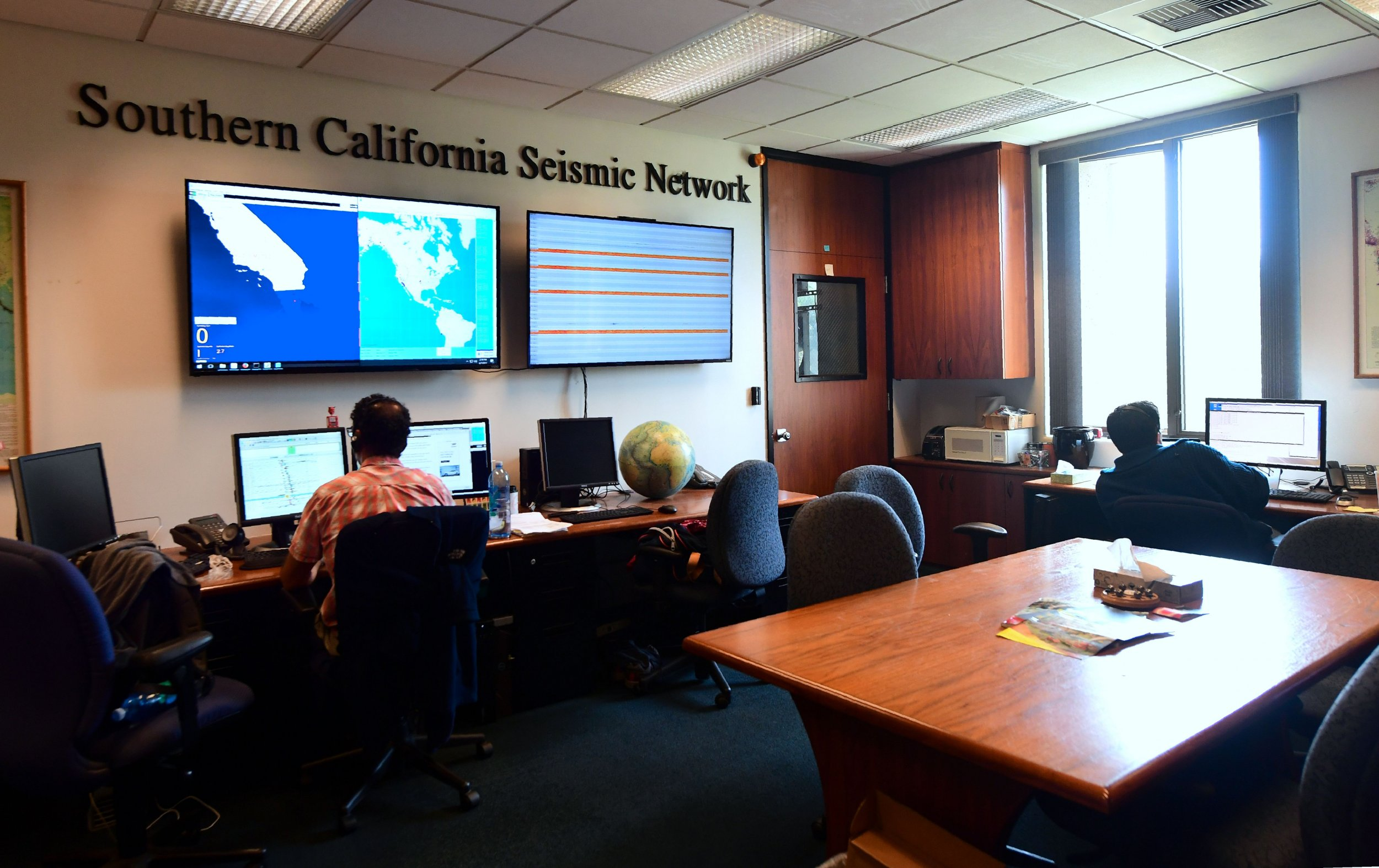 California Seismic Network
