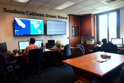 California Seismic Network