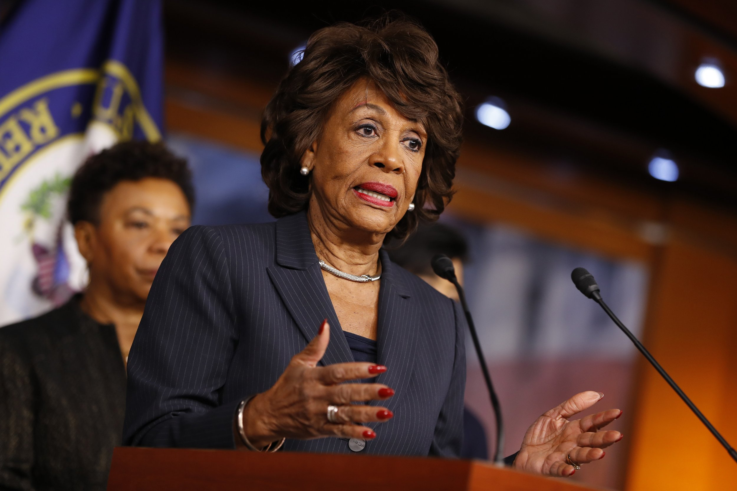 Maxine Waters guarantees Trump-Russia collusion and says it's time to demand the president's impeachment