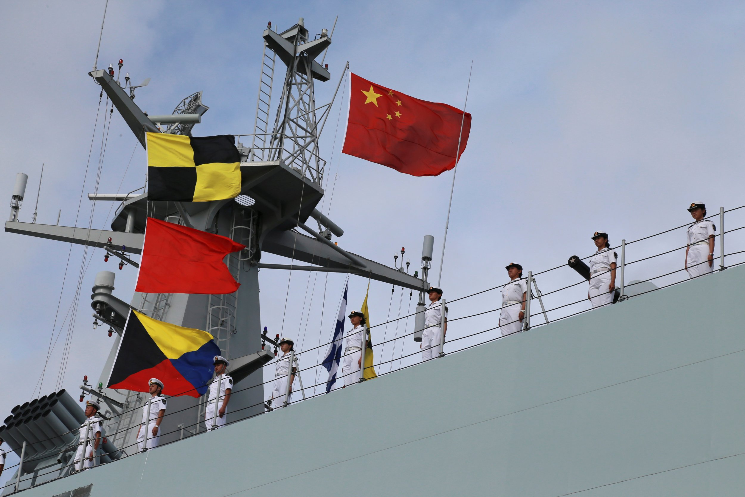 09_25_Chinese Army Sailing